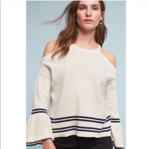NWT Anthropologie Knitted & Knotted Leandre Small